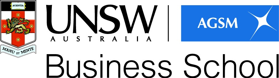 AGSM UNSW Business School logo