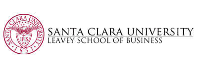 Leavey School of Business Santa Clara logo