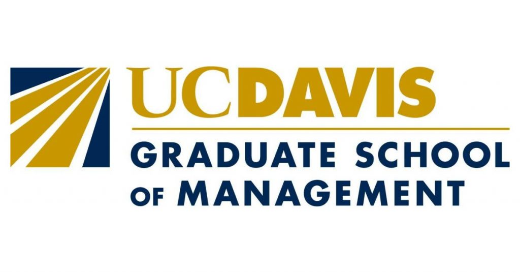 UC Davis Graduate School of Management logo
