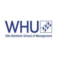WHU Otto Beisheim School of Management logo