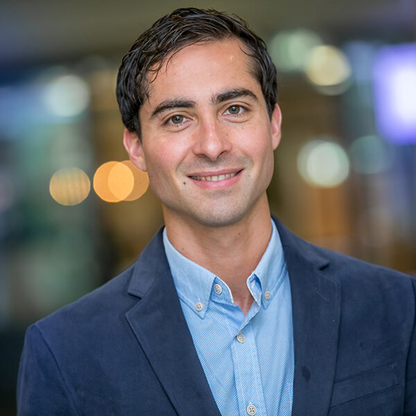 Marco Balarezo, RSM MBA ambassador