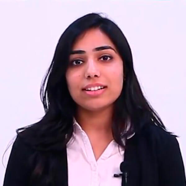 Sunishka Gupta, Athena School of Management MBA ambassador