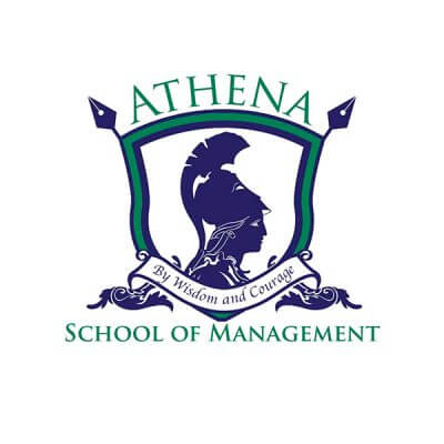 Athena School of Management logo