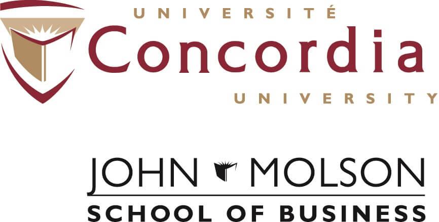 John Molson School of Business, Concordia University logo