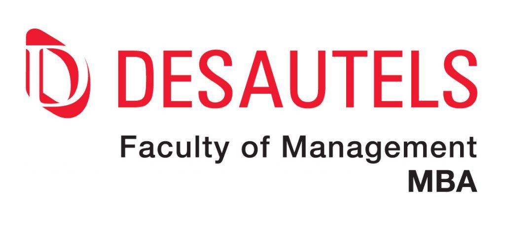 Desautels Faculty of Management, McGill University logo