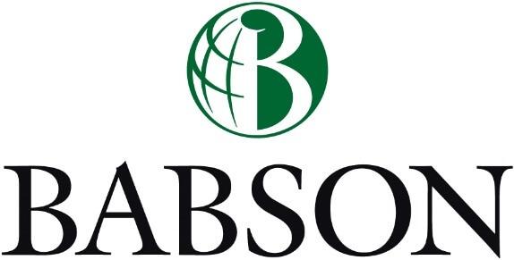 Babson's F.W. Olin Graduate School logo