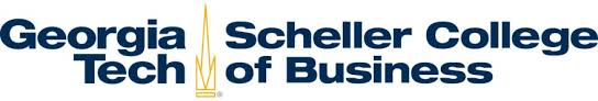Scheller College of Business logo