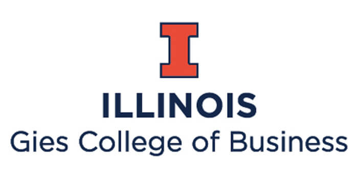 Gies College of Business University of Illinois logo