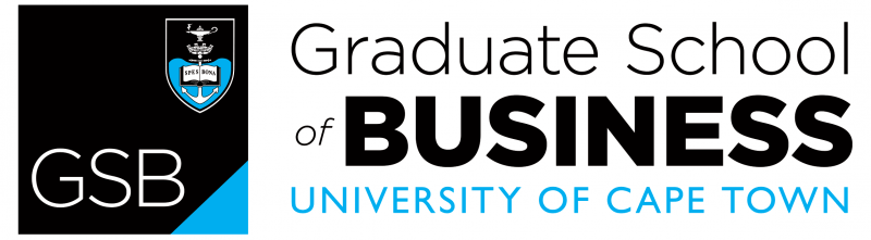 University of Capetown Graduate School of Business logo
