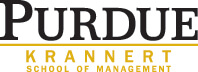 Krannert School of Management logo