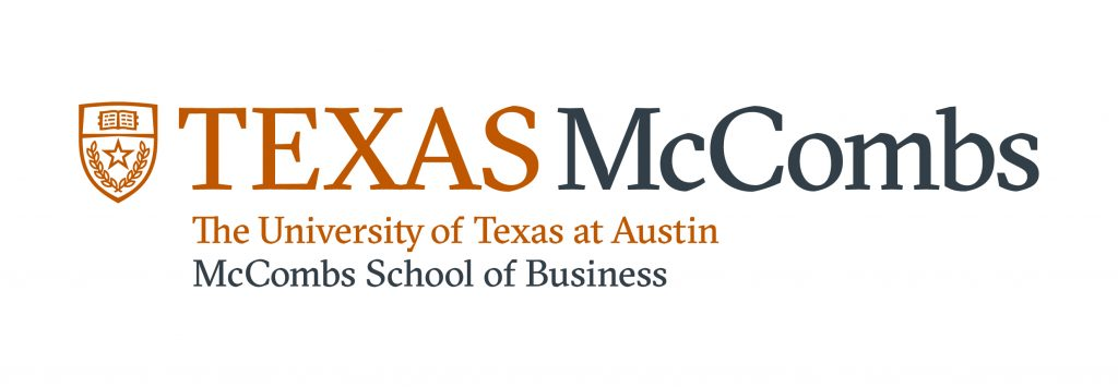 McCombs Business School, University of Texas at Austin logo