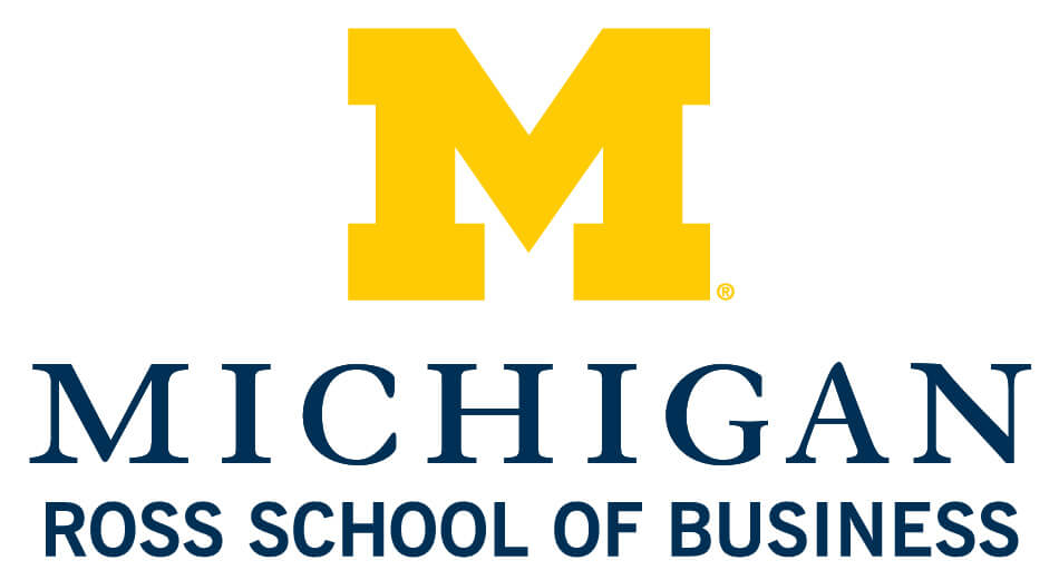 Michigan Ross School of Business logo