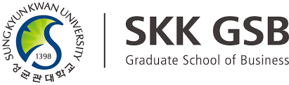 SKK Graduate School of Business SKK GSB logo