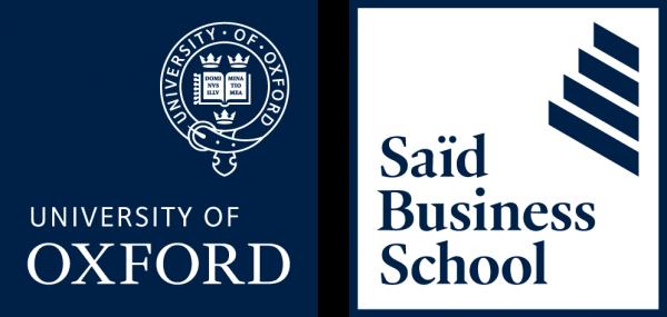Saïd Business School, Oxford University logo