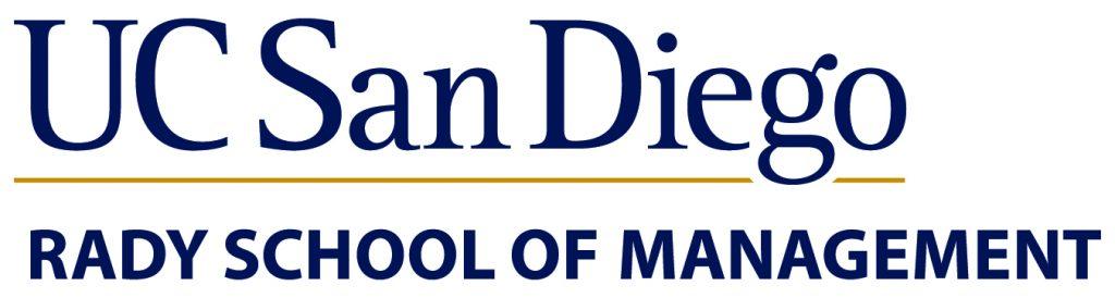 Rady School of Management, UC San Diego logo