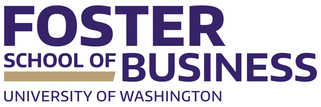 University of Washington Foster School of Business logo