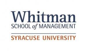Whitman School of Management Syracuse University MBA