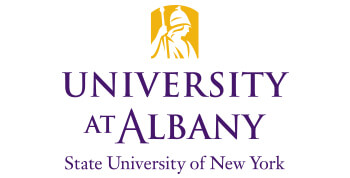 University at Albany School of Business logo