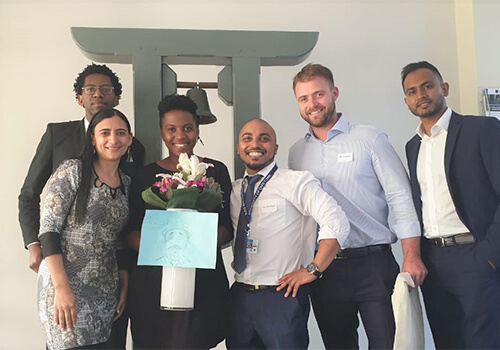Making an impact on a bigger level through the University of Cape Town Graduate School of Business MBA