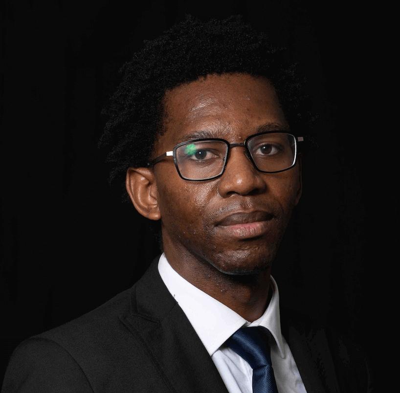 Elvis Phala, , MBA ambassador UCT GSB