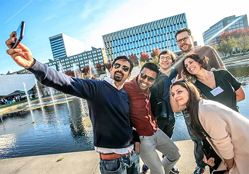 Rotterdam School of Management MBA students