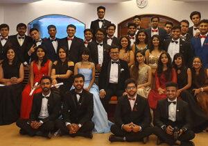 Athena School of Management MBA students