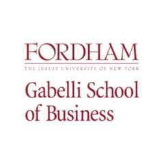 Gabelli School of Business Fordham logo