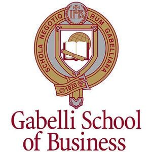 Gabelli School of Business logo