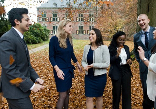 From a tech expert to an all-round business professional, thanks to the Nyenrode MBA