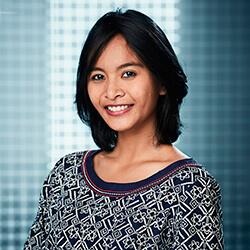 Norsyafiqah Othman, MBA student ambassador at Copenhagen Business School (CBS)