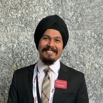 Prabhjit S Mutneja, Gabelli School of Business MBA ambassador