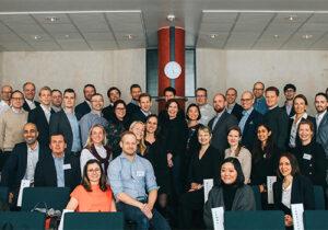 Stockholm School of Economics MBA students