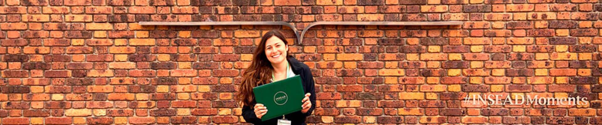 Violeta Todorova, INSEAD MBA alumna