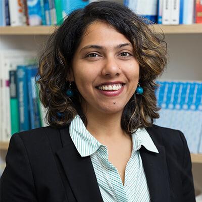 Sheetal Marathe, Bath MBA student