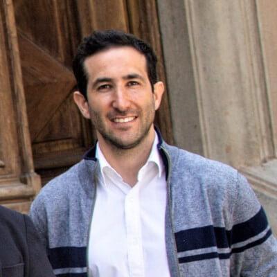 Christian Reich Roccatagliata, MBA candidate at Esade
