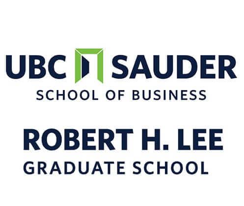 UBC Sauder Robert H Lee