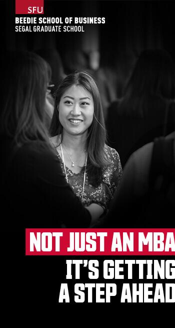 Beedie School of Business MBA