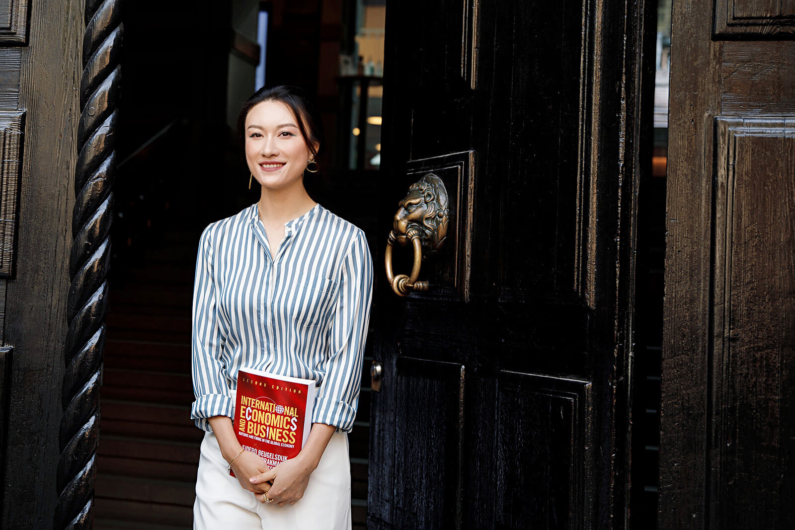How studying in Sweden changed this Chinese executive's life forever