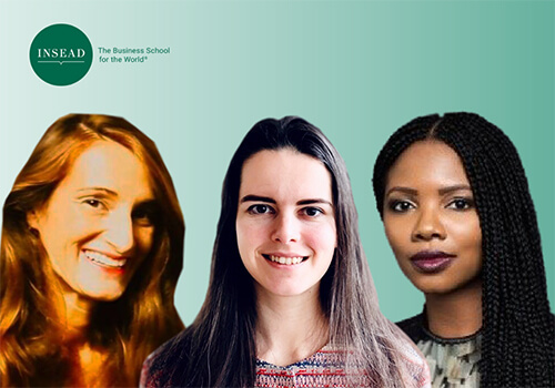 Women in entrepreneurship: How the INSEAD MBA prepares you for life as an entrepreneur