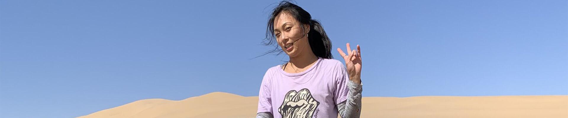 INSEAD Jamie Wang