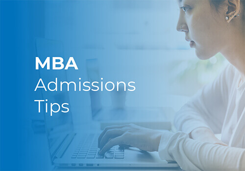 MBA Admissions tips