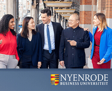 MBA in Amsterdam Nyenrode