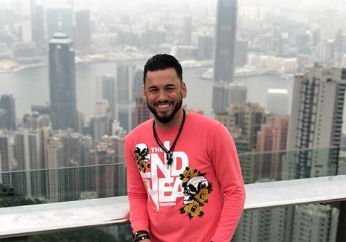 Daniel Mijic - Manchester MBA in Hong Kong