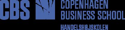 Copenhagen Business School CBS logo