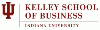 Kelley School of Business, Indiana University Bloomington logo