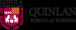 Quinlan School of Business, Loyola University Chicago logo